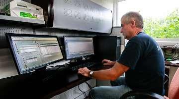 computer climatico per serre